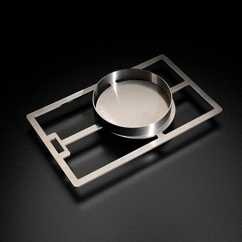 Beefer Burger Tray with Ring