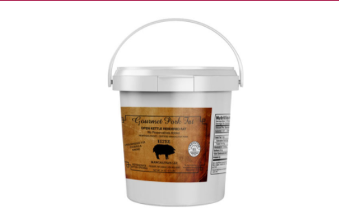 Pork Lard 1.5lb Tub