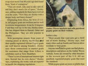 Farm Show Magazine Vol. 45, No 5, 2021 - Amber Waves Article