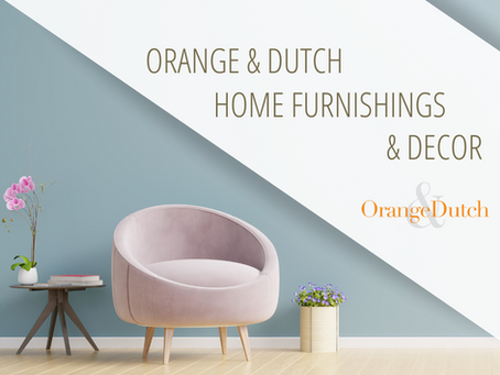 Starling By Design Joins Forces With Orange & Dutch