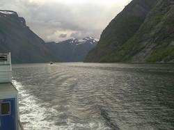 Geirangerfjorde Norvegia