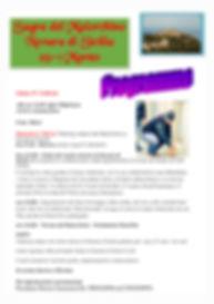 programma novera di sicilia 1 marzo 2020