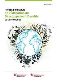 Sila.lu-Zero Waste Lëtzebuerg a.s.b.l.am Recueil des acteurs de l'Education au Développement Durable