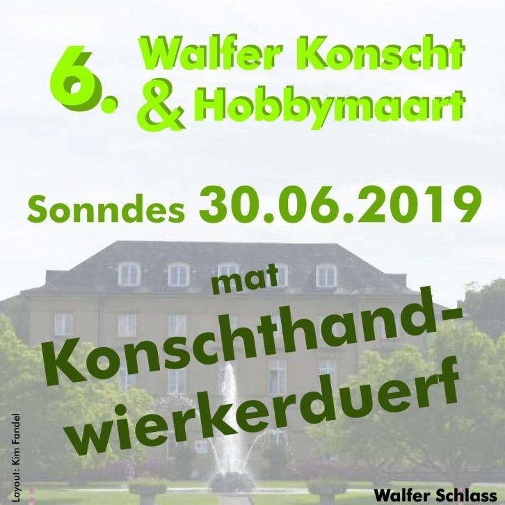 Walfer Konscht- & Hobbymaart