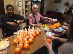 Orange preparation 4