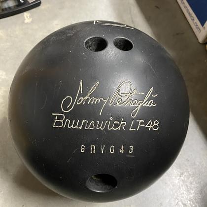 15LB Brunswick Johnny Petraglia LT-48 Original