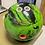 Thumbnail: 12LB Columbia 300 White Dot Lime Slime