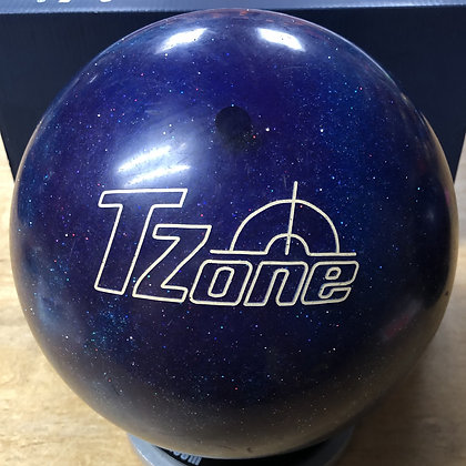 10LB Brunswick T-Zone Blue Sparkle