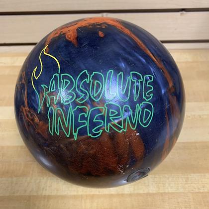 15LB Brunswick Absolute Inferno ORIGINAL