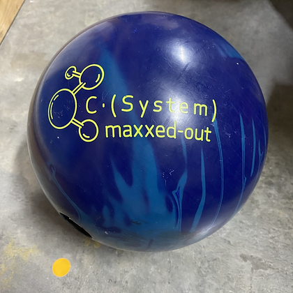 15LB Brunswick C-System Maxxed Out