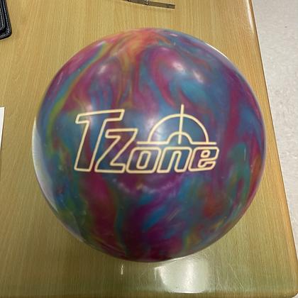 15LB Brunswick T-Zone Rainbow Twist