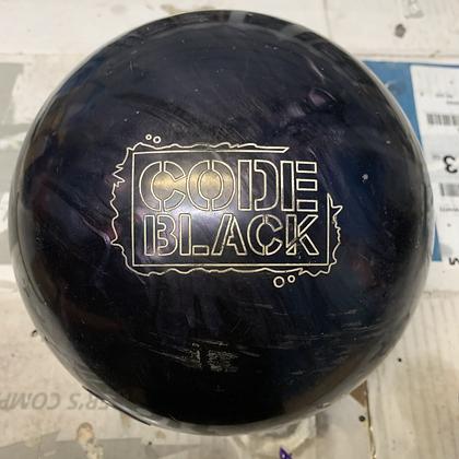 15LB Storm Code Black