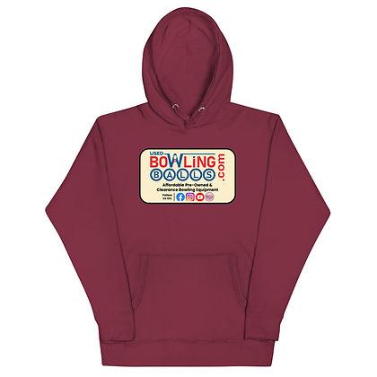 UsedBowlingBalls.com Sweatshirt