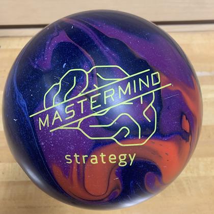 15LB Brunswick Mastermind Strategy