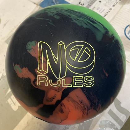 15LB Roto Grip No Rules