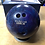Thumbnail: 10LB Brunswick T-Zone Blue Sparkle