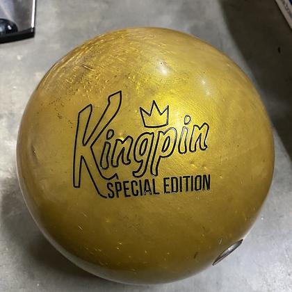 15LB Brunswick Kingpin Gold SE