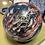 Thumbnail: 10LB Brunswick T-Zone Patriot Blaze