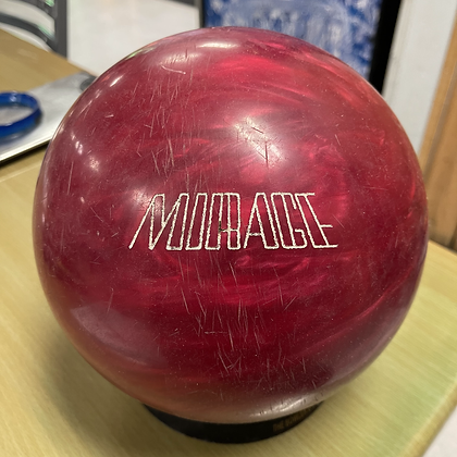 10LB Ebonite Mirage
