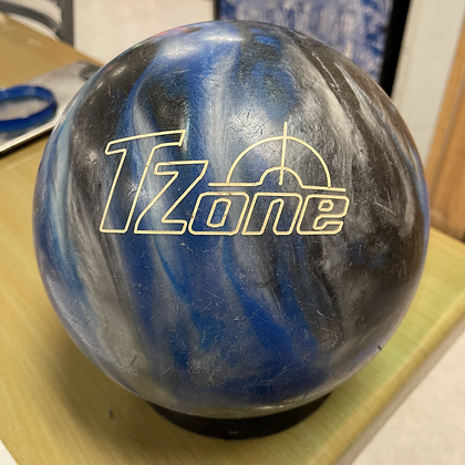 12LB Brunswick T-Zone Indigo Swirl