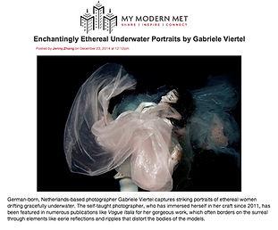 My modern Met Gabriele Viertel