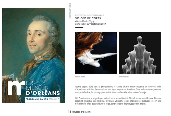 Musée D'Orléans exhibition