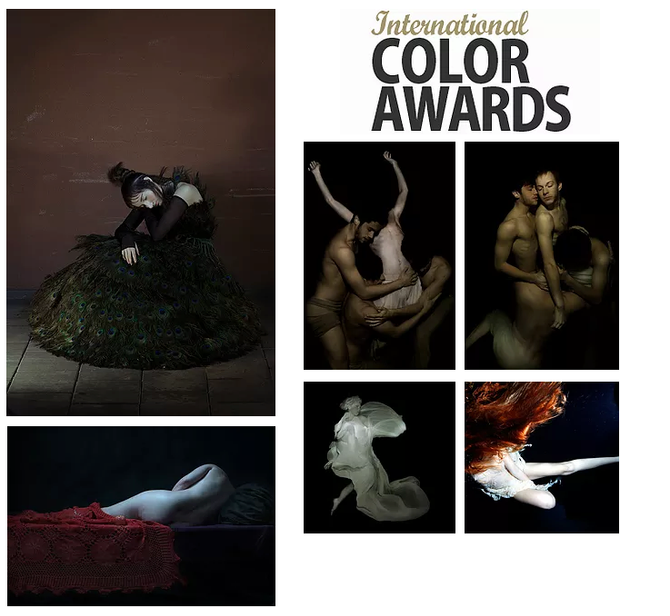 Awards by  International Color Awards 2017