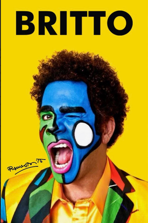 BRITTO: THE ART OF HAPPINESS