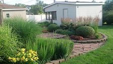 Crown Point, IN, bush trimming, mulching, ornamental stones, weeding, fertilizing, flower beds, gardening, cutting, trimming, clean-up