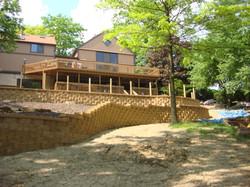 Structural Block Retaining Walls