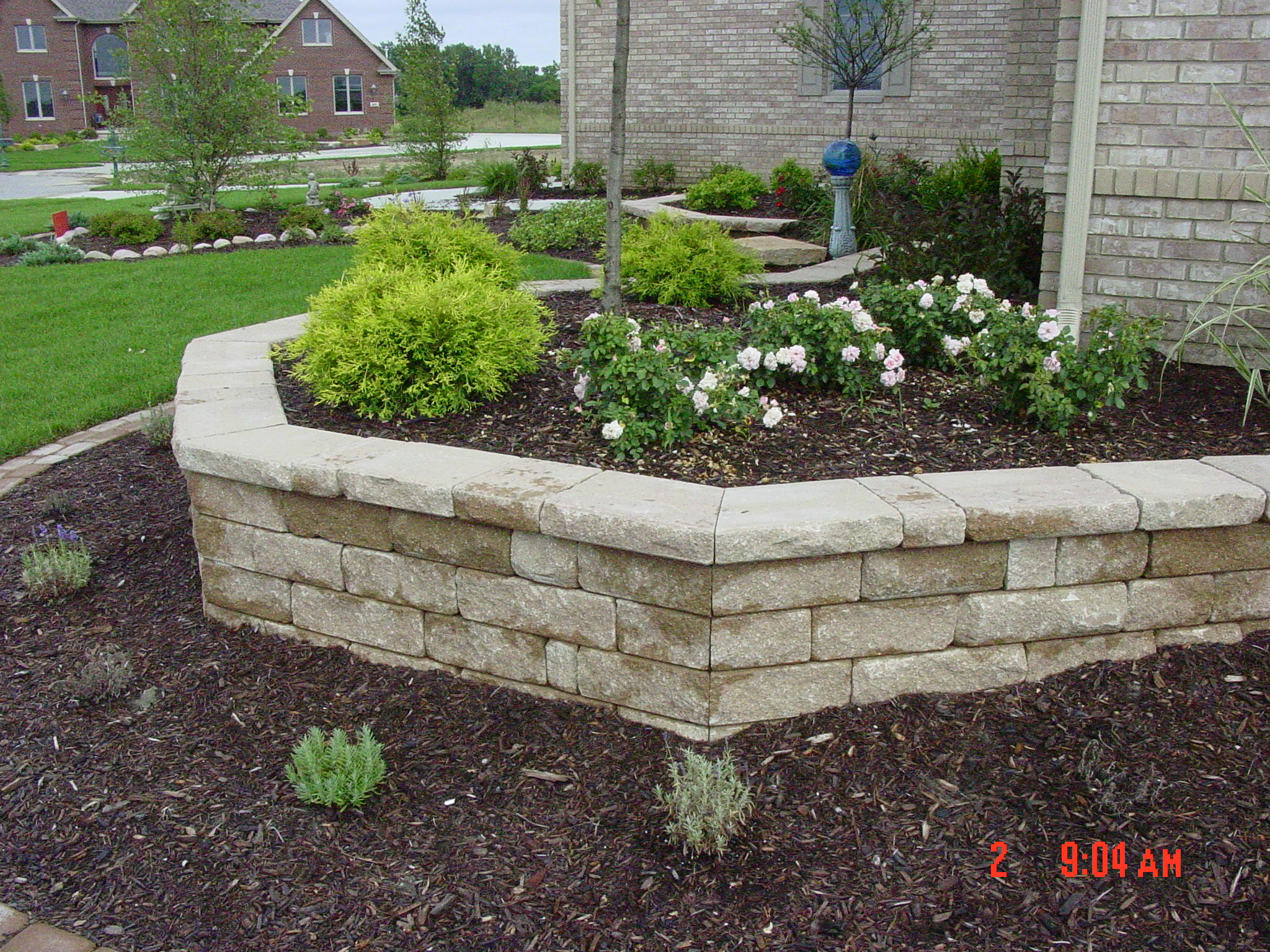 Custom Retaining Wall Blocks