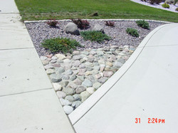 Natural Landscaping Stone Accents