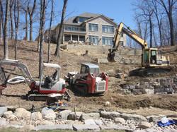 Demolition and Excavating Machines