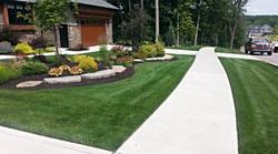 Lawn Landscape Maintenance