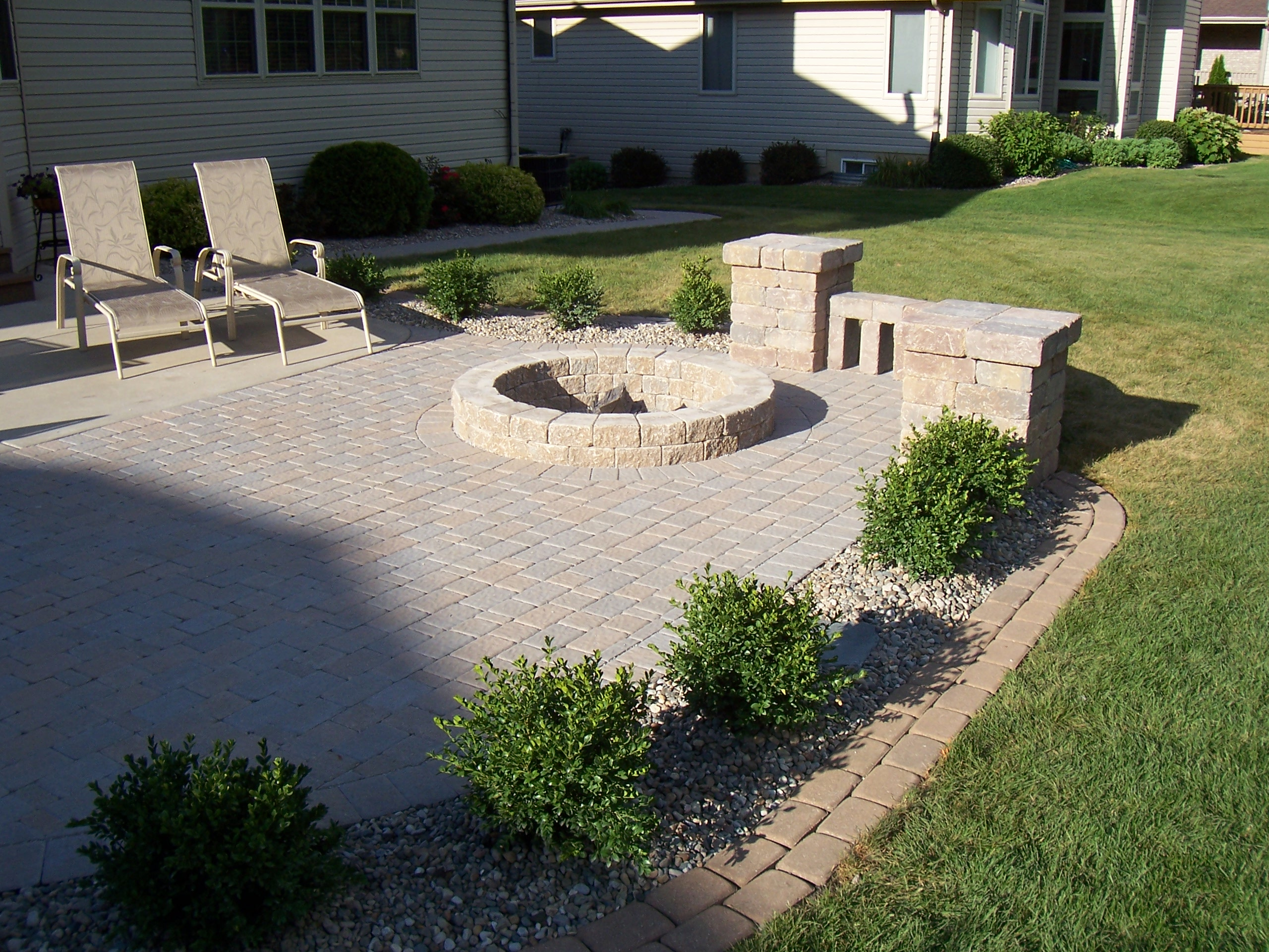 Crown Point Landscaper Adams Landscaping And Lawn Care