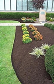 Crown Point, IN, mulching, mulch beds, dyed mulch, hardwood mulch, mulch, installation, landscpe installation, mulch cleaning, rake mulch, brown mulch