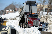 Adam's lanscaping, snow, removal, plowing, de-icing, salting, Crown Point, Indian