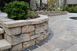 Belvedere Rosetta Garden Wall