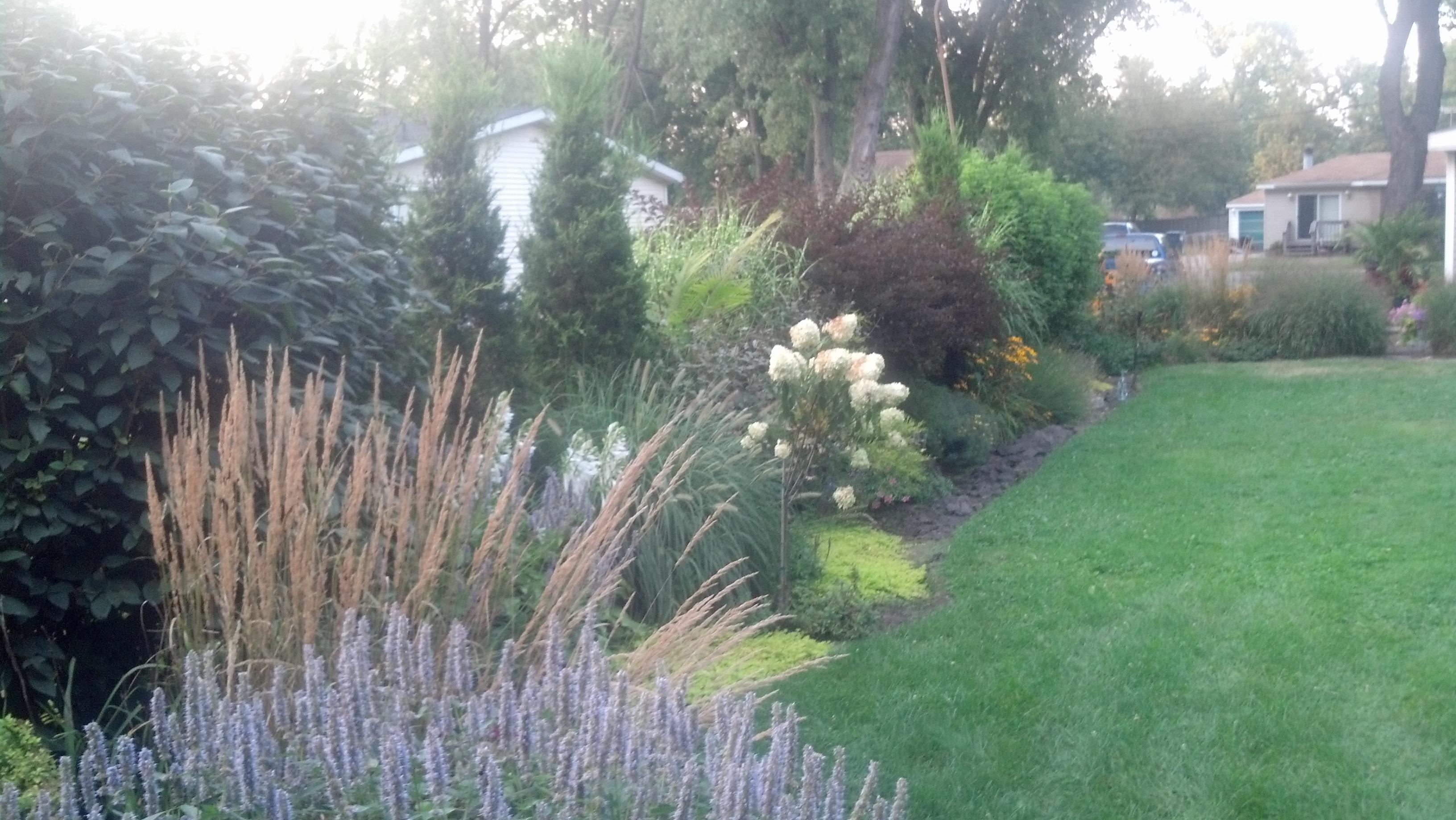 Landscape Fence Ideas
