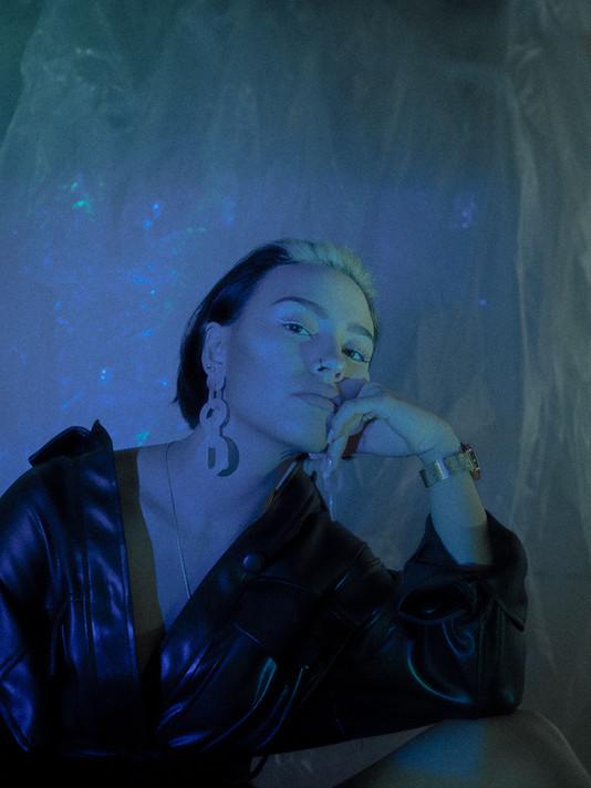 STREETVISION.NX - Vanessa - Portrait blue