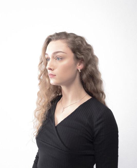 Portrait von Caro - STREETVISION.NX