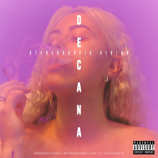 STREETVISION.NX - DeCana Cover Single - Front