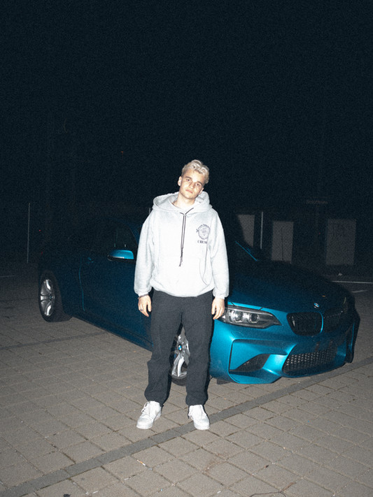 Rapper Pato in Solothurn - STREETVISION.NX