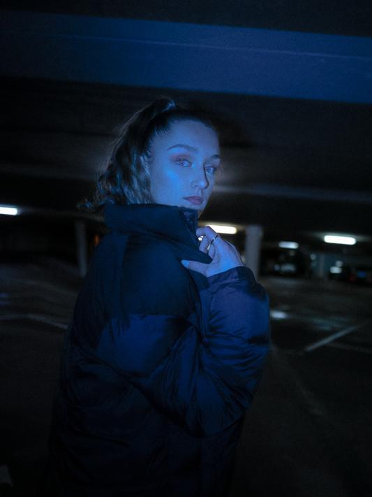 STREETVISION.NX - Carolina Coric - Portrait in Blue
