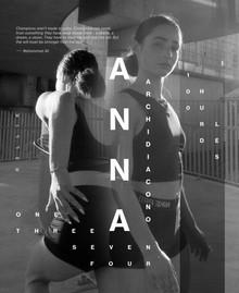 Anna Archidiacono - Sport Design
