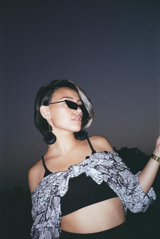 STREETVISION.NX - Vanessa - Analog Portrait Attisholz