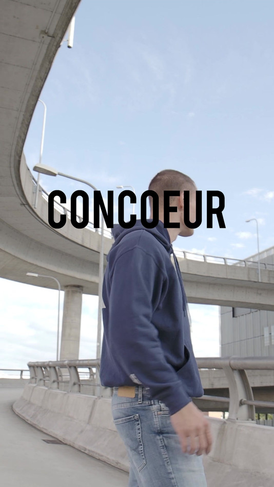 STREETVISION.NX - Conceur - Instagram Story