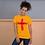 Thumbnail: Because of the Cross - Chosen Women's T-Shirt