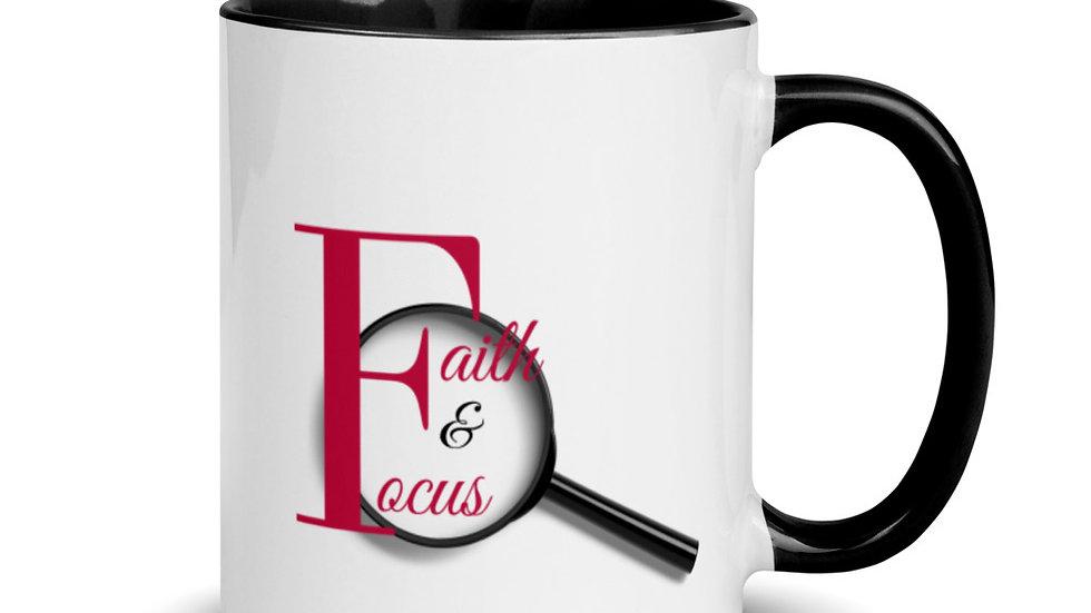 Faith & Focus Ceramic Mug