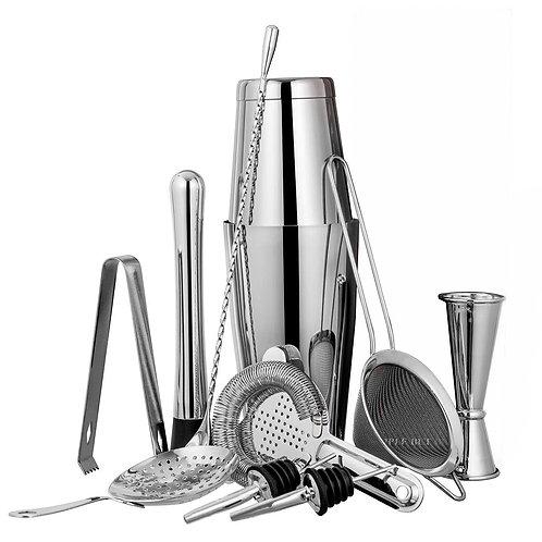 Silver Cocktail Kit